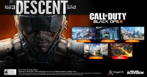 Descent DLC Poster BO3