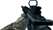 M4A1 Red Dot Sight CoD4