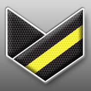 Ribbon Emblem IW