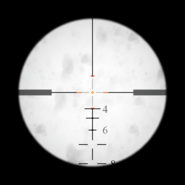 ACOG Sight overlay MW2