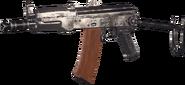 AK-74u Nickel Plated MWR
