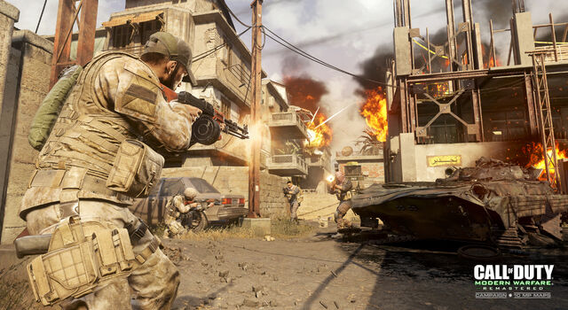 File:Call of Duty Modern Warfare Remastered Multiplayer Screenshot 3.jpg