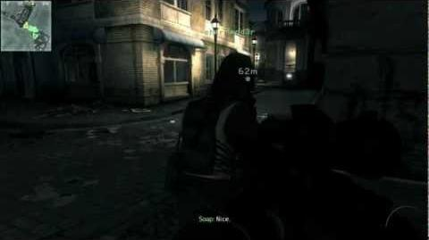MW3 Spec Ops Resistance Movement (Veteran, All hostages saved)