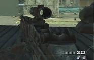 M14 EBR ACOG Scope MW2