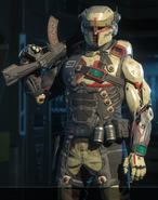 Ruin Professional outfit BO3