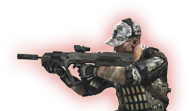 Secondary Gunfighter Wildcard Icon BOII