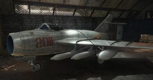 MiG 17 Operation40 BO