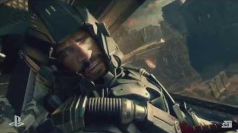 Call of Duty Black Ops 3 - Gameplay E3 - Official Singleplayer Gameplay - E3 2015