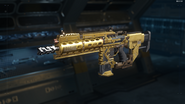 HVK-30 Gunsmith Model Gold Camouflage BO3