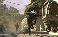 Running Soldier Yemen BOII