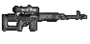 Dragunov Inventory DS