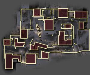 Map Winter Crash CoD4