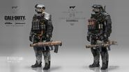 SDF exploration gear concept IW