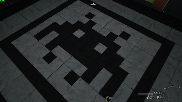 File:Space Invader Easter Egg No Russian MW2.jpg