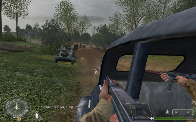 File:Bad cars Normandy Route N13 CoD1.png