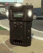 Assault Shield Deployed BOII