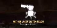 Anti-Air Laser System Ready CoDAW