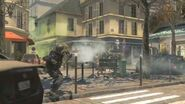 GIGN in battle MW3