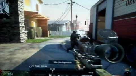 My First Black Ops Quickscope Montage
