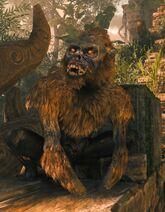 Zombie Monkey close BO3