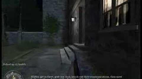 Call of Duty - Mission 07 - Chateau Part 1
