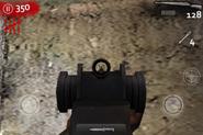 M1 Garand Iron Sights CoDZ