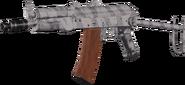 AK-74u Winter Tiger MWR
