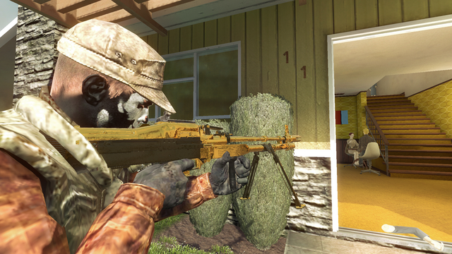 File:AdvancedRookie Nuketown soldier aiming gold M60.png