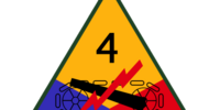 American 4th Armored Division