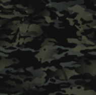 Multicam Black Camouflage AW