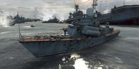 Nanuchka-class corvette