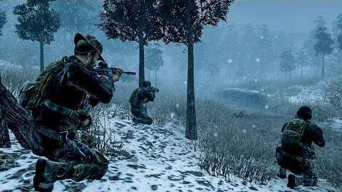 Call of Duty 4 Modern Warfare Pre-Alpha Build Ultimatum Walkthrough Xbox 360
