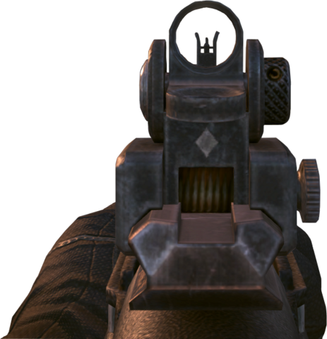 File:KSG iron sights BOII.png