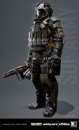 SDF infantry concept 3 IW