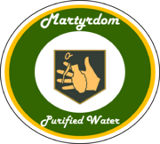Martyrdom Purified Water