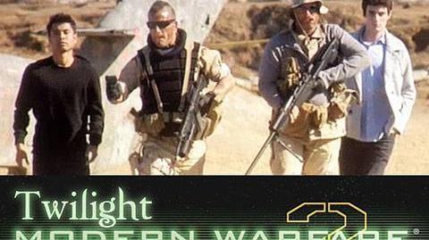 Twilight Modern Warfare 2 Trailer
