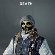 Death Face Paint BO