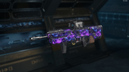 P-06 Gunsmith Model Dark Matter Camouflage BO3