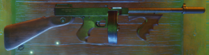 M1927 Third Person BO3
