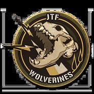 JTF Wolverines Patch Emblem IW