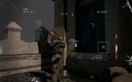 Yuri controlling the Remote Turret Return To Sender MW3