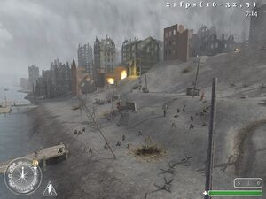 Fighting in Stalingrad CoD