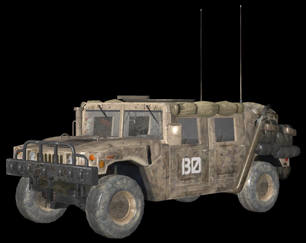 M1026 HMMWV   Call of Duty Wiki   FANDOM powered by Wikia