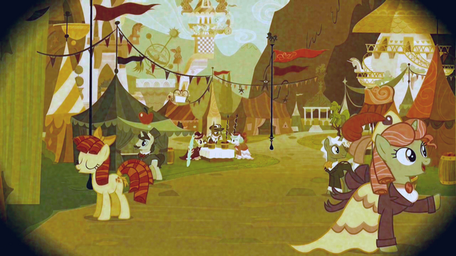 File:Canterlot crowd recoloured.png