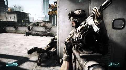 Battlefield 3 Fault Line Gameplay Trailer Episode II Good Effect On Target