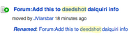 Deadshot fail