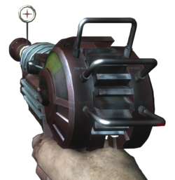 Ray Gun first person WaW