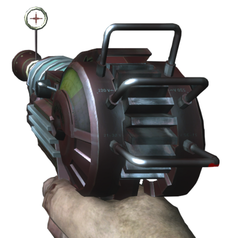 File:Ray Gun first person WaW.png