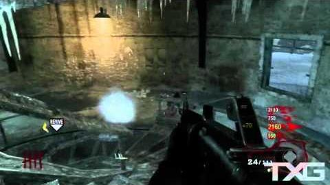 Black Ops Call of The Dead Gameplay HD