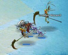 Undead Monarch